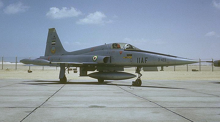Iran Imperial Air Force